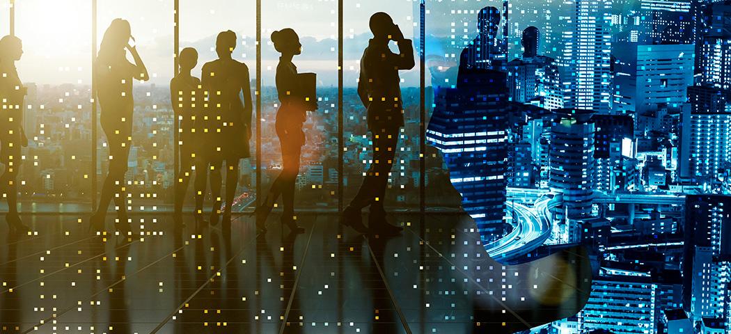 当社の特長・強み 圧倒的な情報ネットワークと信用力