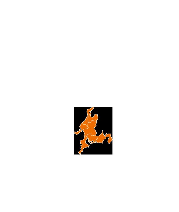 北陸・東海エリア